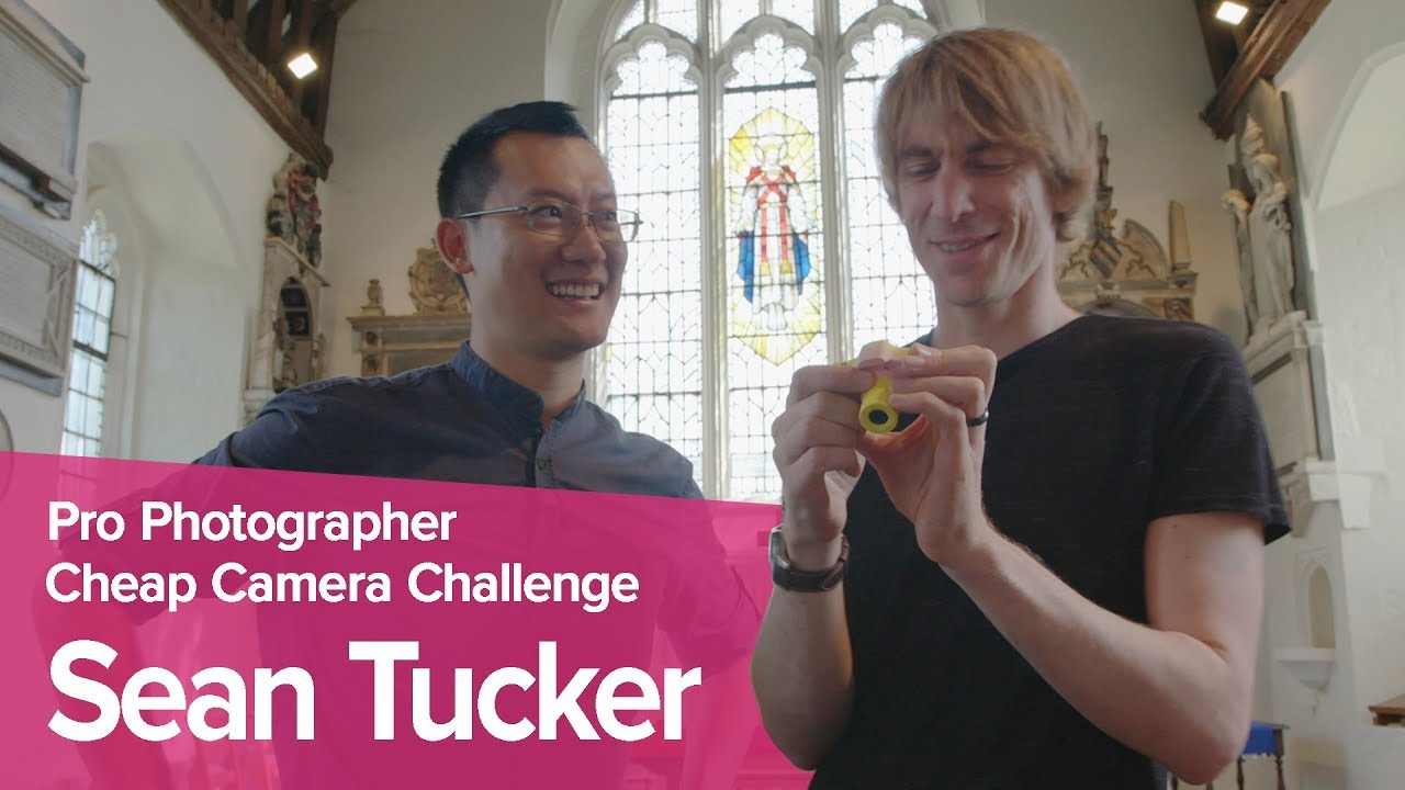 Pro Photographer, Cheap Camera Challenge: Sean Tucker