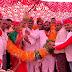 सपा नेत्री रचना सिंह ने यूथ विग्रेड के राष्ट्रीय महासचिव प्रवीण सिंह बंटी भैया का बिल्हौर प्रथम आगमन पर किया जोरदार स्वागत
