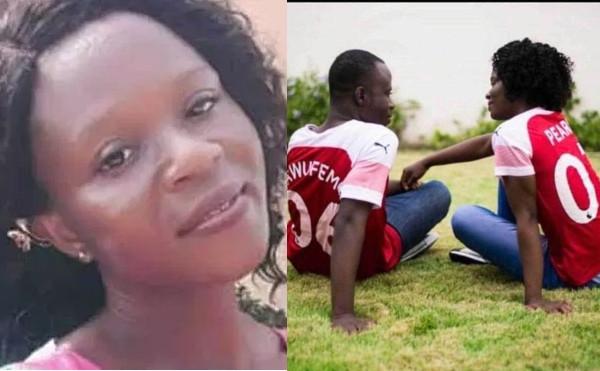 Sad News: Lady Dies on Her Wedding Day - See Photos