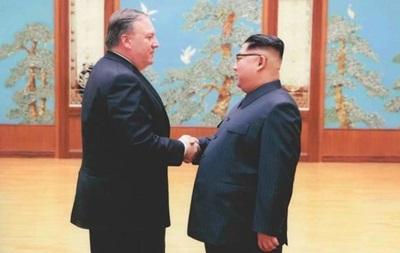 Кім Чен Ин відмовився від зустрічі з Помпео