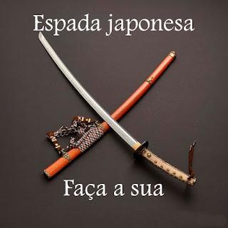 E-book Construindo Sua Espada Japonesa