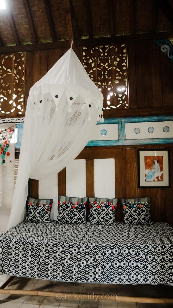 hotel bergaya bohemian di bali