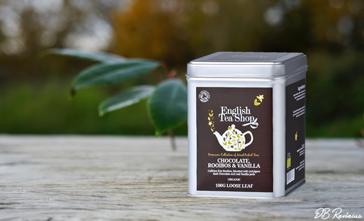 The English Tea Shop Rooibos Chocolate Vanilla Tea