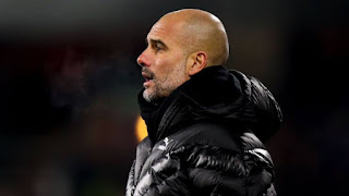 'Stupid' thinking City can catch Liverpool - Pep