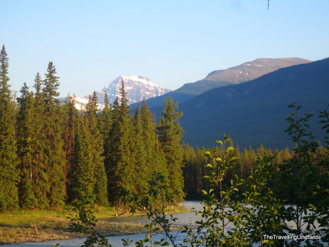 Athabasca River, Jasper, Alberta