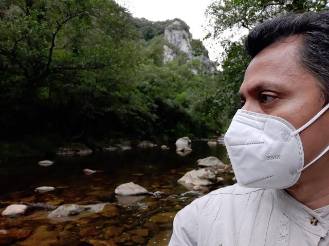 Felipe Absalón: Efectividad de la mascarilla en distintos ambientes