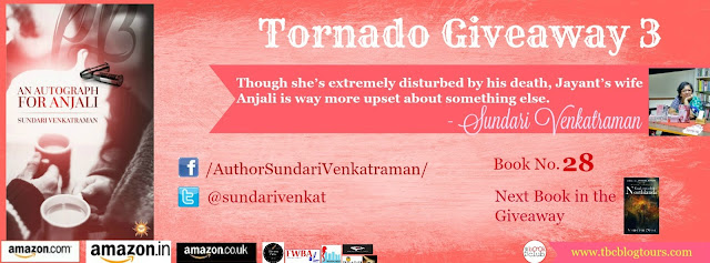 An Autograph for Anjali by Sundari Venkatraman