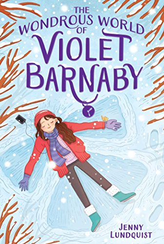 The Wondrous World of Violet Barnaby (Izzy Malone Book 2) by Jenny Lundquist