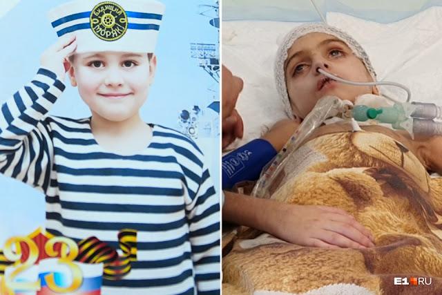 """«Он вскрикнул: """"Мама!"""" — и упал»: история мальчика из Нижнего Тагила, которому выстрелил в голову пьяный сосед"""