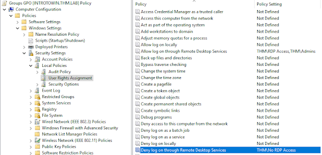 Intro to windows - active directory and Azure active directory