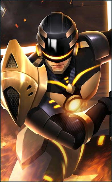 Saber Force Warrior Heroes Assassin of Skins Starlight