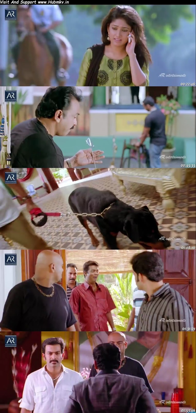 Teja Bhai and Family 2011 480p Dual Audio In [Hindi Telugu]