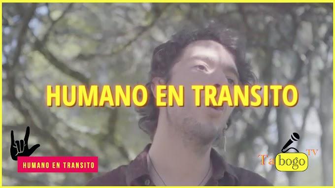 Humano en tránsito tiene SED !