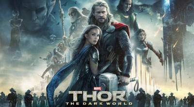 Thor The Dark World (2013) SBS 3D Movies Hindi Telugu Tamil English 1080p