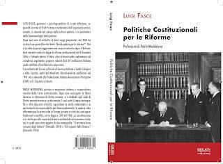 Luigi Fasce-Politiche costituzionali per le riforme