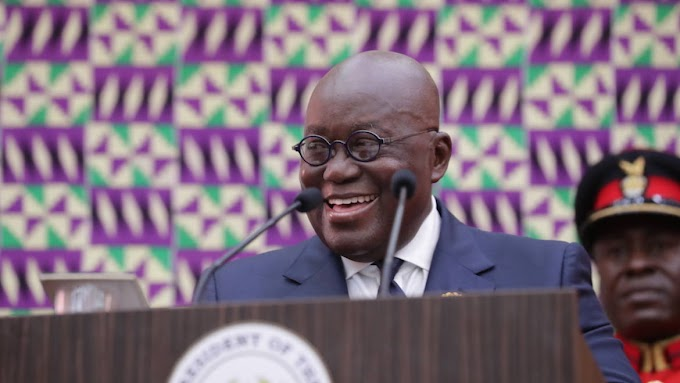 """""""I've put Ghana On The Right Path"""" – President Akufo-Addo"""
