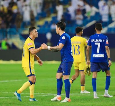 مشاهدة مباراة النصر وأبها بث مباشر اليوم 02-11-2019 في الدوري السعودي