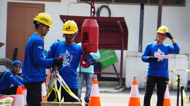 Pertamina Gelar UCOK WARRIOR Guna Budayakan Kesehatan dan Keselamatan Kerja