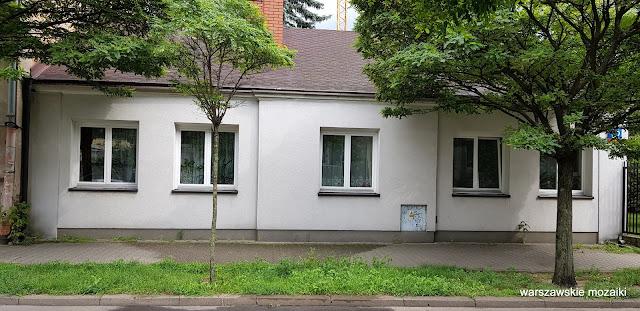 Warszawa Warsaw ulice warszawska architektura architecture kamienica Gocławek