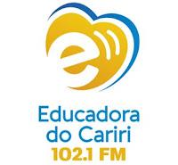 Rádio Educadora do Cariri FM 102,1 de Crato - Ceará