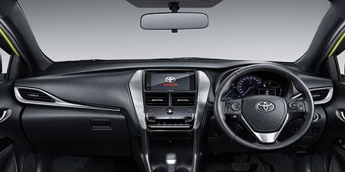 Toyota Yaris merupakan salah satu jenis kendaraan beroda empat Hatchback besutan Toyota yang cukup laku d Toyota New Yaris 2019 - Spesifikasi, Akselerasi, Top Speed, Konsumsi BBM dan Harga