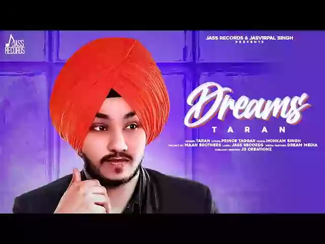 Dreams Lyrics - Taran