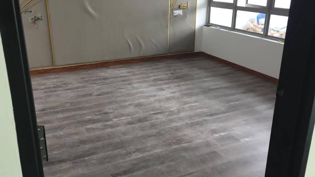 Lantai Kayu PVC