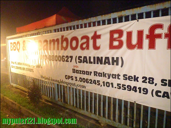 Bbq Land and Steamboat Buffet @ Kuang,Sungai Buloh