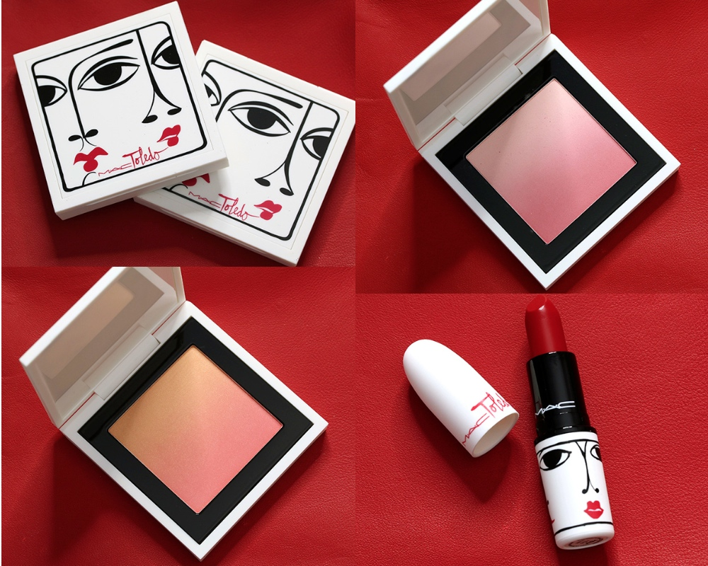 Toledo Collection by MAC