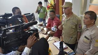 Walikota Padang usul ke pemprov sumbar tutup sementara bandara