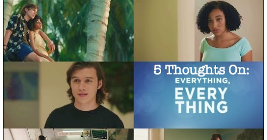 "5 Thoughts on ""Everything, Everything"""