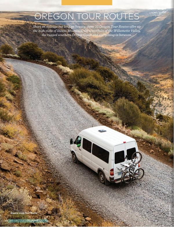 2020 Travel Oregon Guide