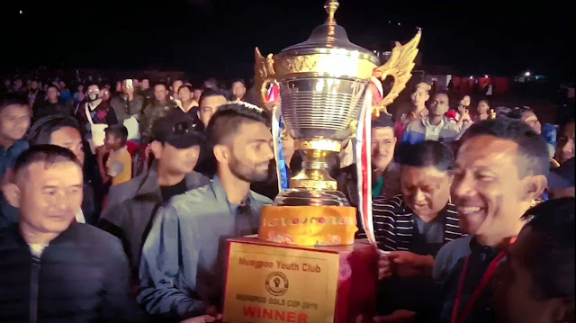 Army Red wins Mungpoo Gold Cup 2019 by scoring 3 goals to Jhapa 11 Nepal