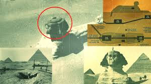 Ancient Aliens buried in Tombs of the Egyptian Sphinx.