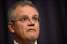 Australian Treasurer, Scott Morrison