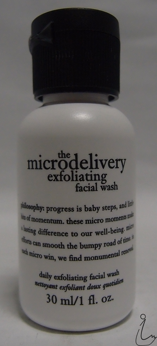 The Microdelivery Exfoliating Facial Wash by philosophy #19