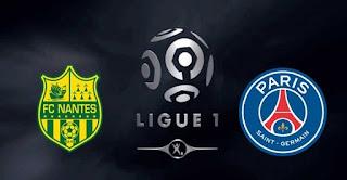 اون لاين مشاهدة مباراة باريس سان جيرمان ونانت بث مباشر 17-04-2019 الدوري الفرنسي اليوم بدون تقطيع