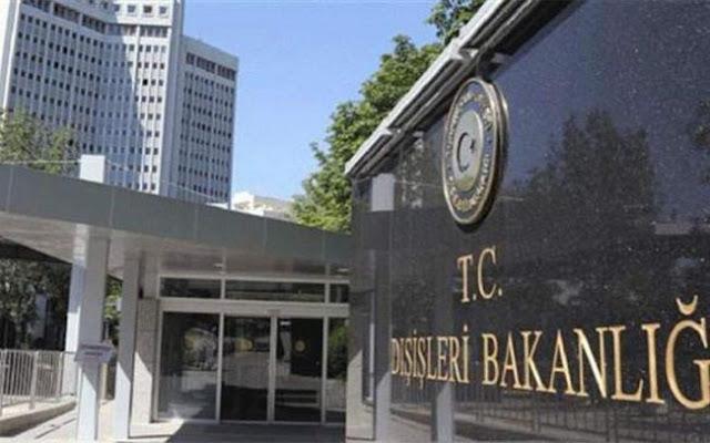 ΥΠΕΞ Τουρκίας: Κατασκευασμένοι οι ισχυρισμοί για ανθρωπιστική κρίση στη Συρία