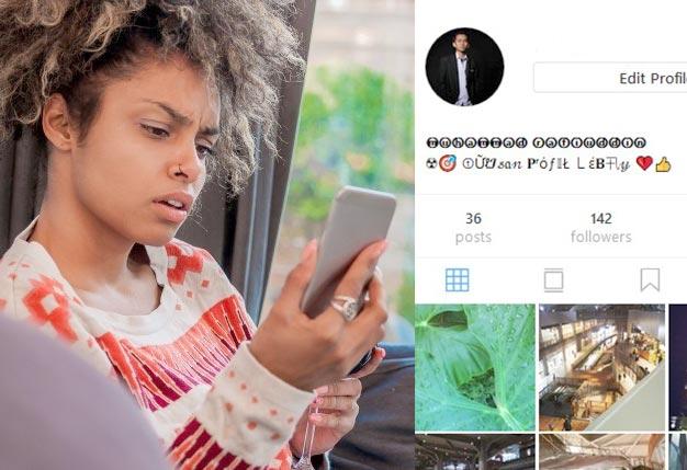 ganti-font-profil-instagram-reaksi-heran