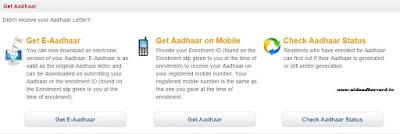 Download Aadhar Card Online