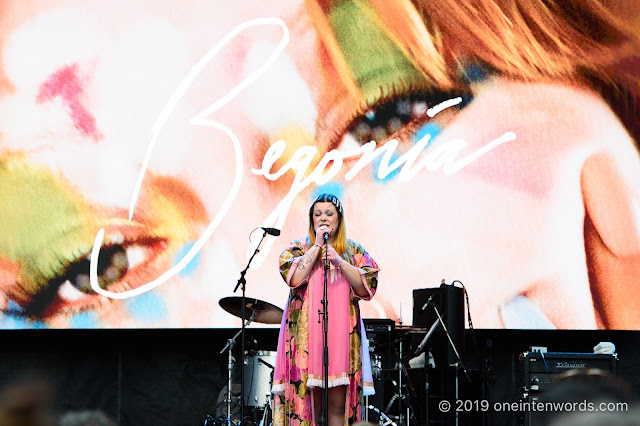 Begonia at Supercrawl on September 14, 2019 Photo by John Ordean at One In Ten Words oneintenwords.com toronto indie alternative live music blog concert photography pictures photos nikon d750 camera yyz photographer