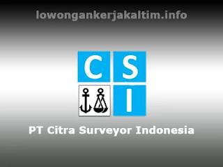 Lowongan Kerja PT Citra Surveyor Indonesia, lowongan kerja Kaltim 2021 SMA SMK D1 D3 D4 S1 Surveyor Engineering Admin Accounting CSR HRGA Procurement Marcom Marketing dll