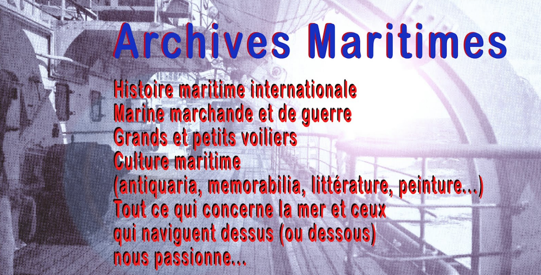 Archives maritimes