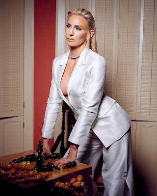 Charlotte Flair fashion and style looks latest