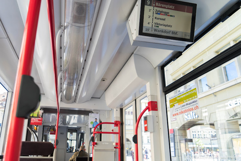 Switzerland Tram 5 Reasons Why You'll Want the Swiss Travel Pass