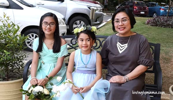 motherhood verse- Christianity - faith - happy mom - Ephesians 4:6 - Isaiah 40:11 - daughters - Lovingly Mama - Cebu wedding - formal picture - flower girl dress - kids fashion - parenting