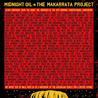 Midnight Oil's The Makarrata Project
