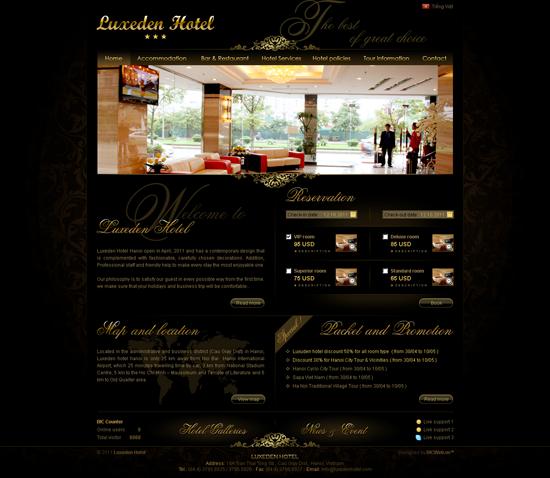 thiết kế website bán hàng chuyên nghiệp tại hà nội