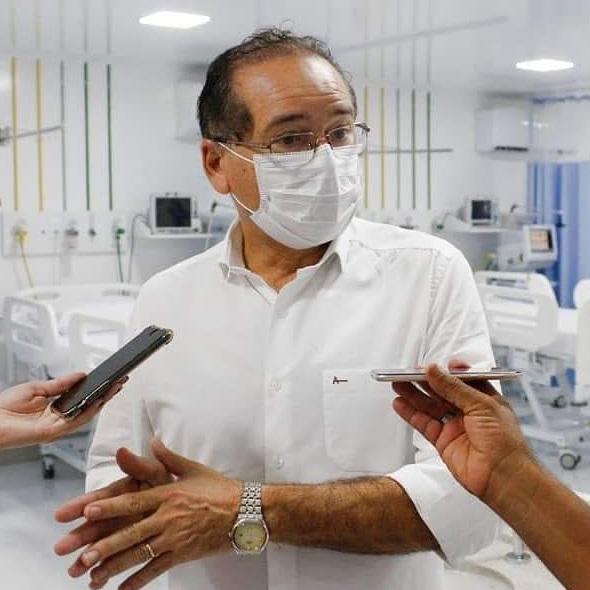 Prefeito Zé Ailton Brasil diz não se  surpreender com ataques recebidos durante entrevista