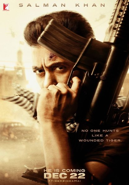 full cast and crew of bollywood movie Tiger Zinda Hai 'Ek Tha Tiger 2' 2017 wiki, Salman Khan story, release date, Actress name poster, trailer, Photos, Wallapper